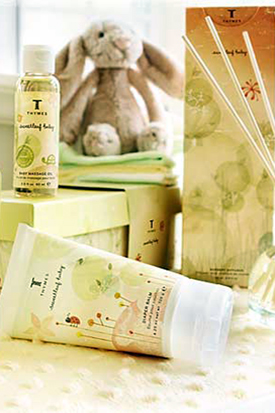 Thymes Sweet Leaf